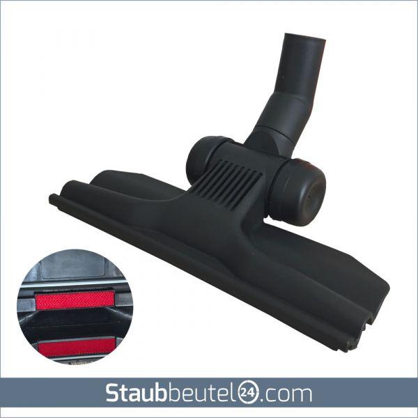 Flache Bodendüse geeignet für alle Staubsauger mit Ø 35 mm Durchmesser