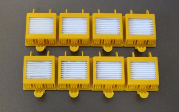 8 HEPA Filter geeignet Für iRobot Roomba 700 Serie