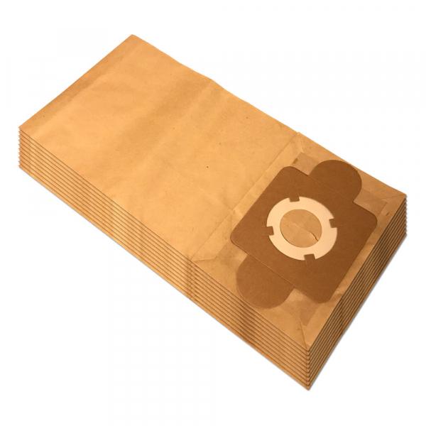 10 Staubsaugerbeutel für WETROCK Portavac 6, 42.506