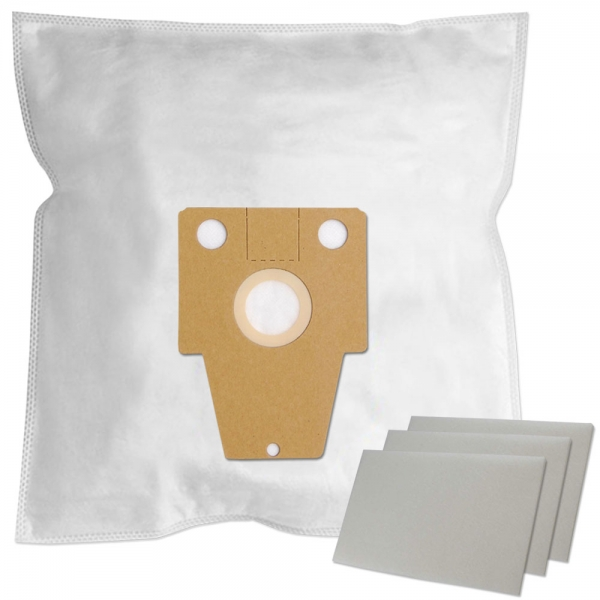 MEGAPACK 30 Staubsaugerbeutel geeignet für Bosch / Siemens Typ P und Typ S71