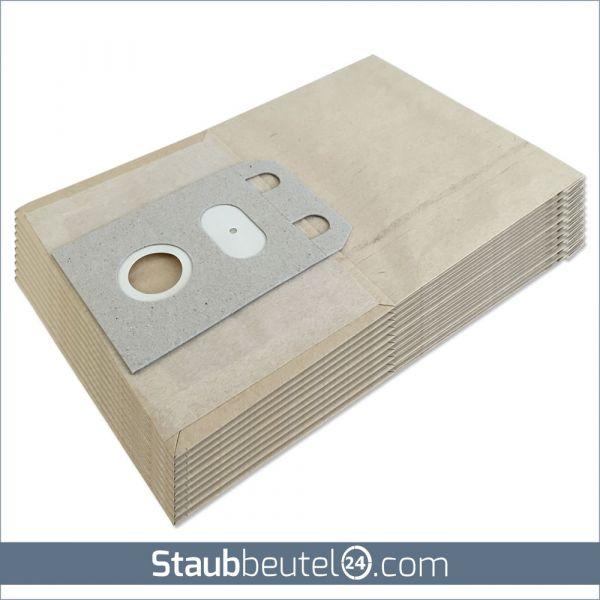 10 Staubsaugerbeutel geeignet für Electrolux E7 und Typ E77