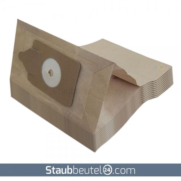 10 Staubsaugerbeutel geeignet für Numatic Typ Henry, James, NVM 1C / 2