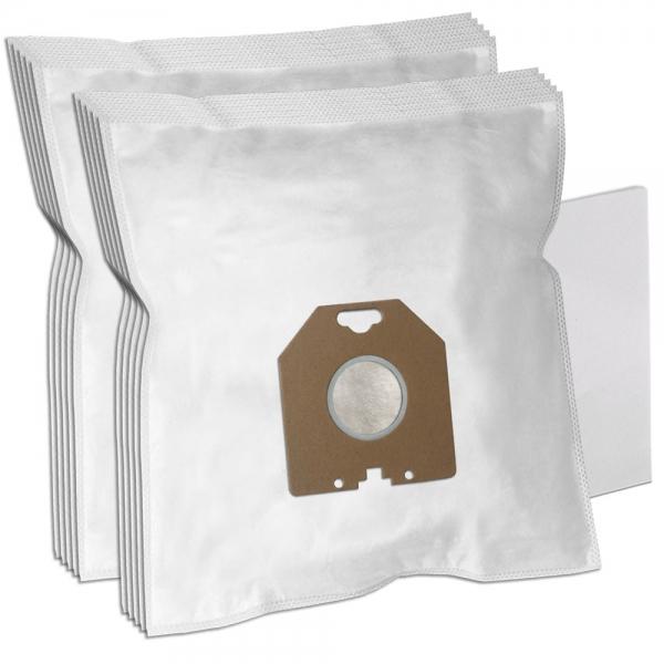 10 Staubsaugerbeutel geeignet für PHILIPS HR6938/10 und Typ PH84