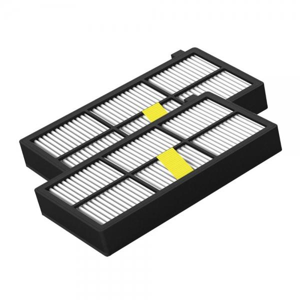 2 AeroForce HEPA Filter geeignet Für iRobot Roomba 800 und 900 Serie