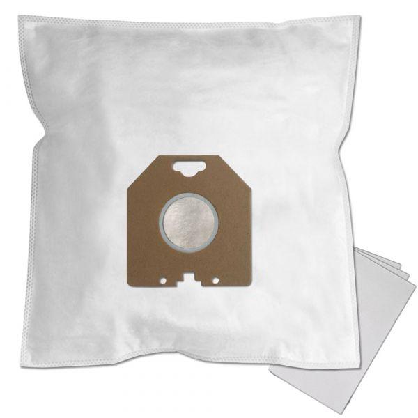 MEGAPACK 30 Staubsaugerbeutel geeignet für PHILIPS HR6938/10 und Typ PH84