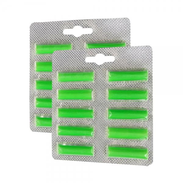 20 Duftstäbchen geeignet für alle Staubbeutel - mit Waldduft