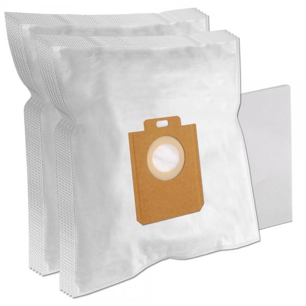 10 Staubsaugerbeutel geeignet für AEG / Philips 200/205 s-bag und Typ PH86