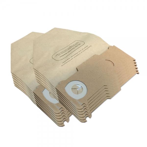 12 Staubsaugerbeutel geeignet für Vorwerk Kobold VK 130 131 SC