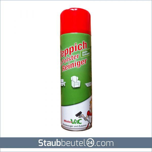 Teppich & Polster Aktiv - Reinigungsschaum 500 ml