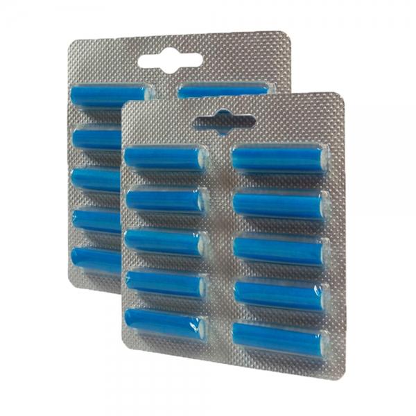 20 Duftstäbchen geeignet für alle Staubbeutel - mit Meeresduft