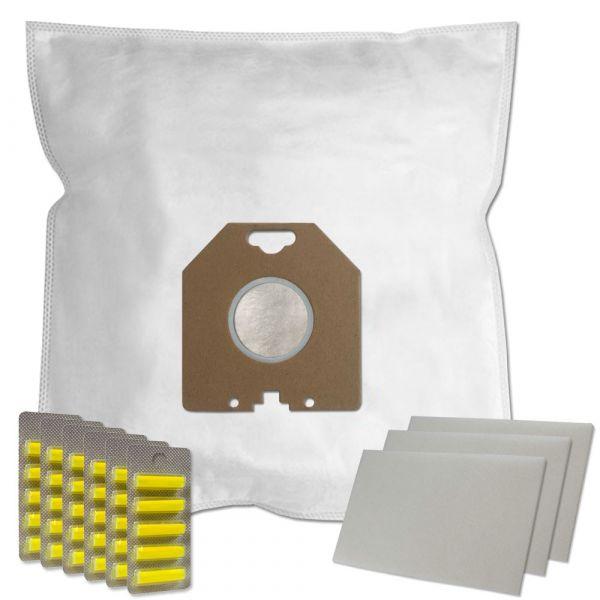 MEGASET 30 Duftstäbchen + 30 Staubsaugerbeutel geeignet für PHILIPS HR6938/10 und Typ PH84