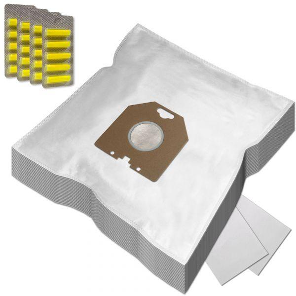 SPARSET 20 Duftstäbchen + 20 Staubsaugerbeutel Für PHILIPS HR6938/10 und Typ PH84