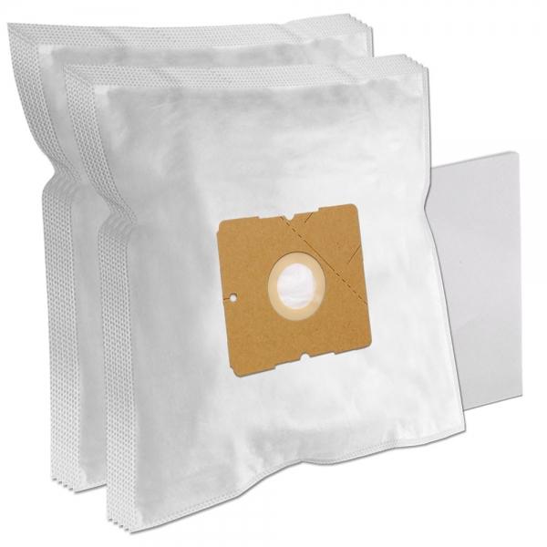 10 Staubsaugerbeutel geeignet für AEG, Dirt Devil, Nilfisk und Typ Y05, Y45, Y61, Y64, Y99, Y105