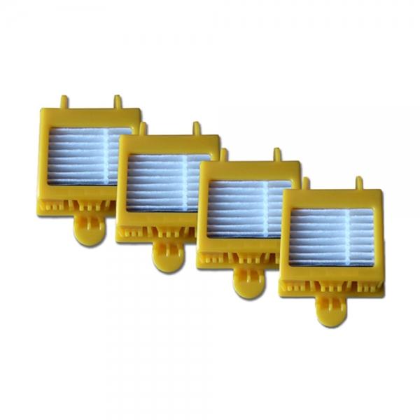 4 HEPA Filter geeignet Für iRobot Roomba 700 Serie