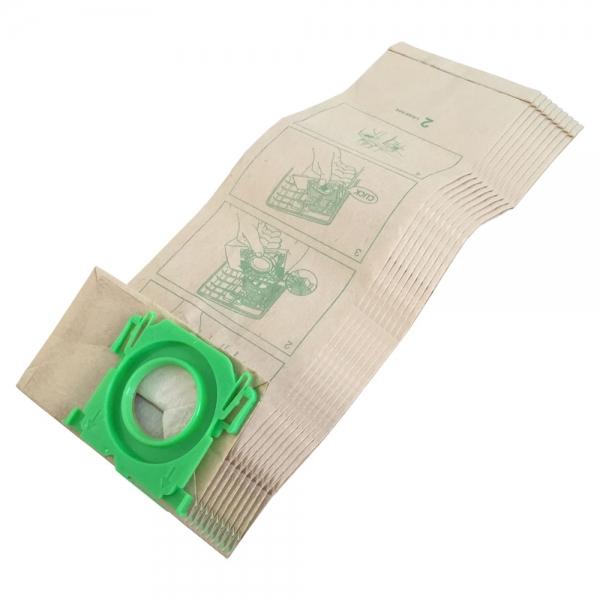 10 Staubsaugerbeutel für SEBO 5093 ER / 370 / Filterbox