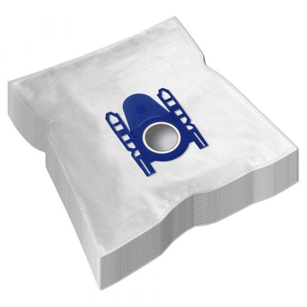 20 PREMIUM Staubsaugerbeutel geeignet für Bosch / Siemens Typ D E F G H und Typ S62 S67 S68 S73