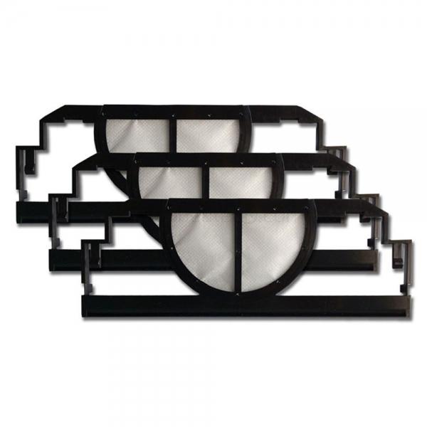 3 Filter, Standardfilter geeignet Für iRobot Roomba 400 Serie