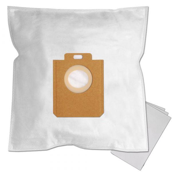 MEGAPACK 30 Staubsaugerbeutel geeignet für AEG/Philips 200/205 s-bag und Typ PH86