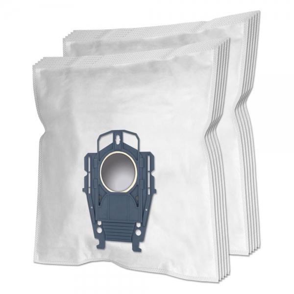 10 PREMIUM Staubsaugerbeutel geeignet für Bosch / Siemens Typ P und Typ S71