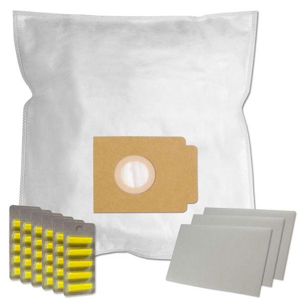 MEGASET 30 Duftstäbchen + 30 Staubsaugerbeutel geeignet für EIO und Typ EIO80
