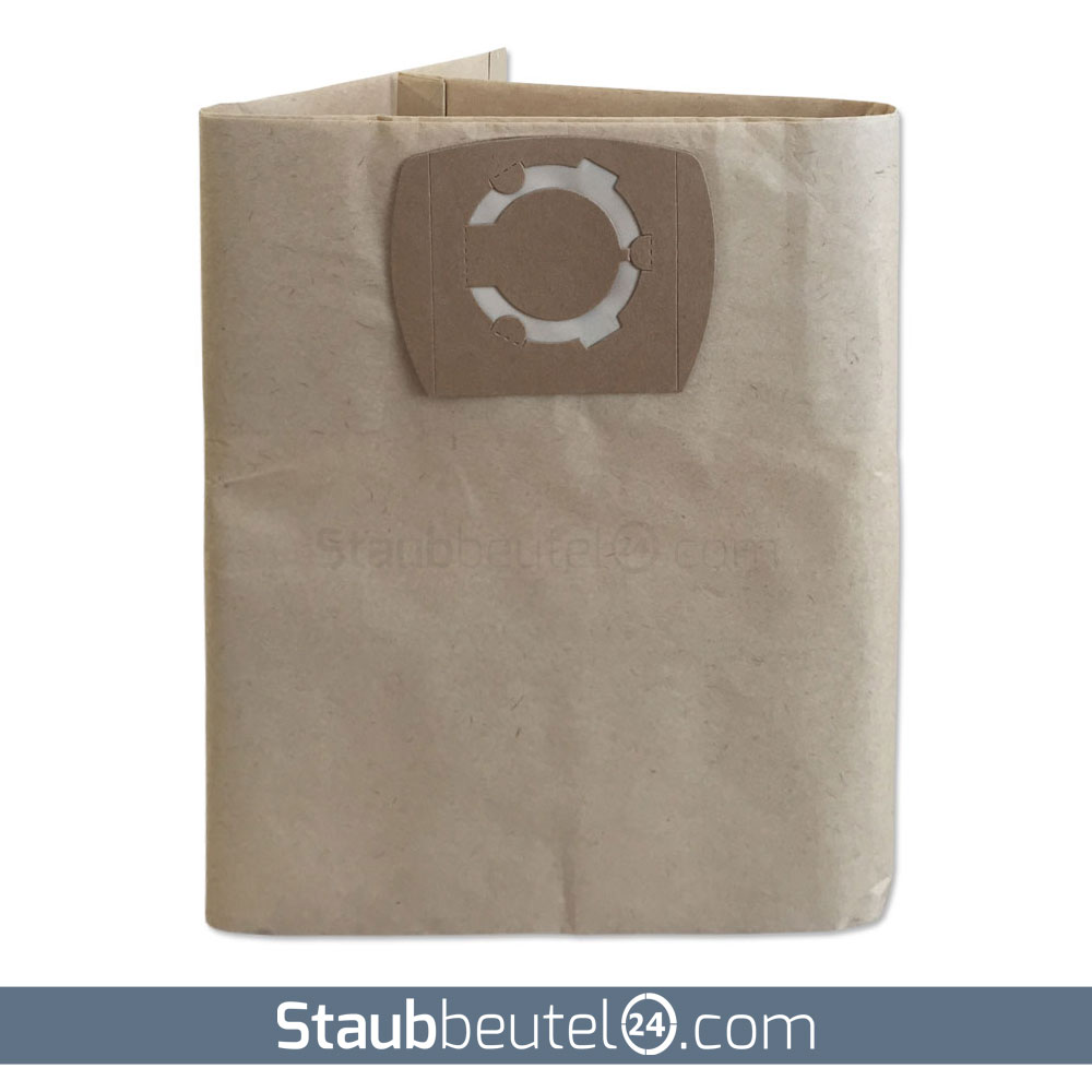 5-40 Staubsaugerbeutel Filtertüten geeignet für Aqua Vac 20 L