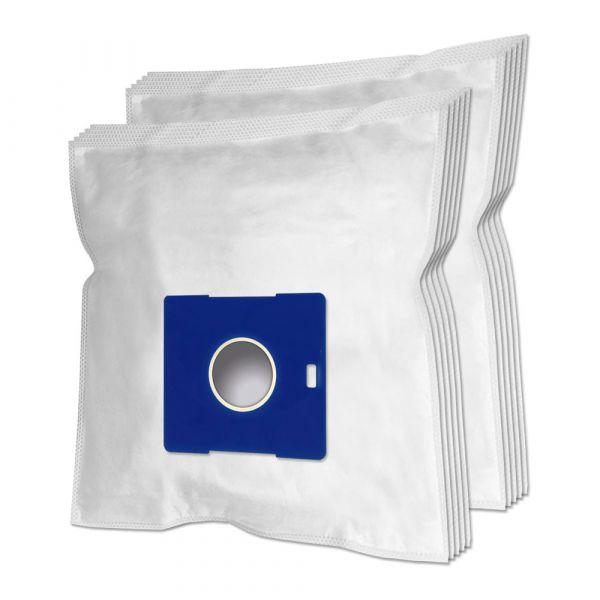 10 PREMIUM Staubsaugerbeutel geeignet für AEG, Dirt Devil, Nilfisk und Typ Y05, Y45, Y61, Y64, Y99