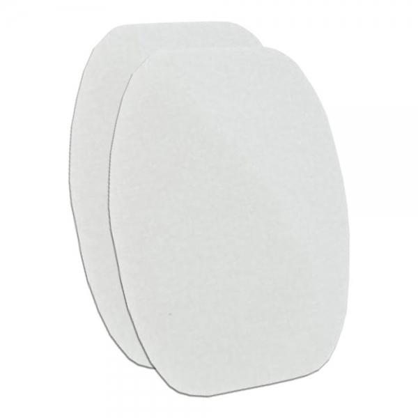 2 Mikrofilter geeignet für NILFISK Typ GA 70, GM 80, GM 90, GS 80, GS 90