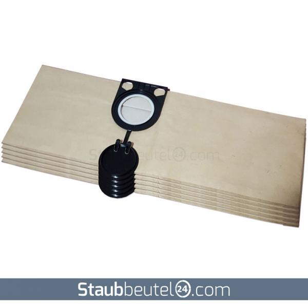 5 Staubsaugerbeutel geeignet für Starmix Typ HS / GS / AS - 30 / 32 / 35 Liter