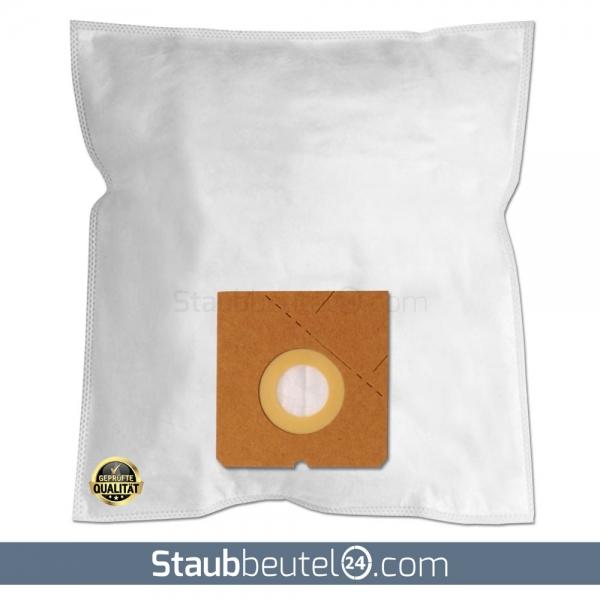 10 Staubsaugerbeutel geeignet für Dirt Devil, Hoover und Typ Y98
