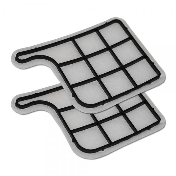 2 Motorschutzfilter geeignet für Vorwerk Kobold VK 135 136