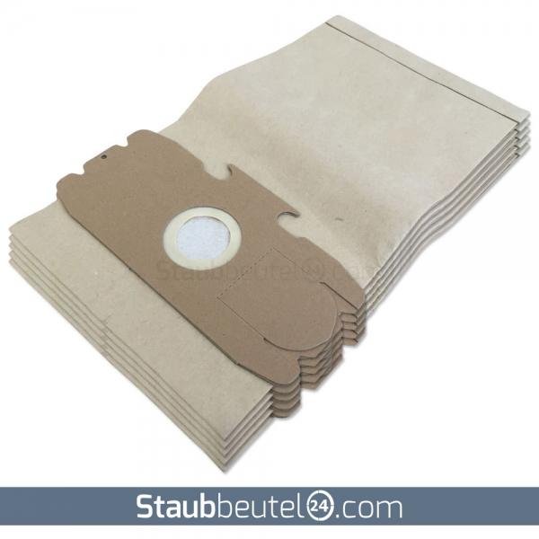 5 Staubsaugerbeutel geeignet für AEG, Singer und Typ A16