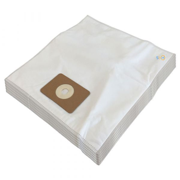 10 Mikrovlies Staubsaugerbeutel für NUMATIC 604100 / NVM 1B/C / Henry, James, Hetty, Basil