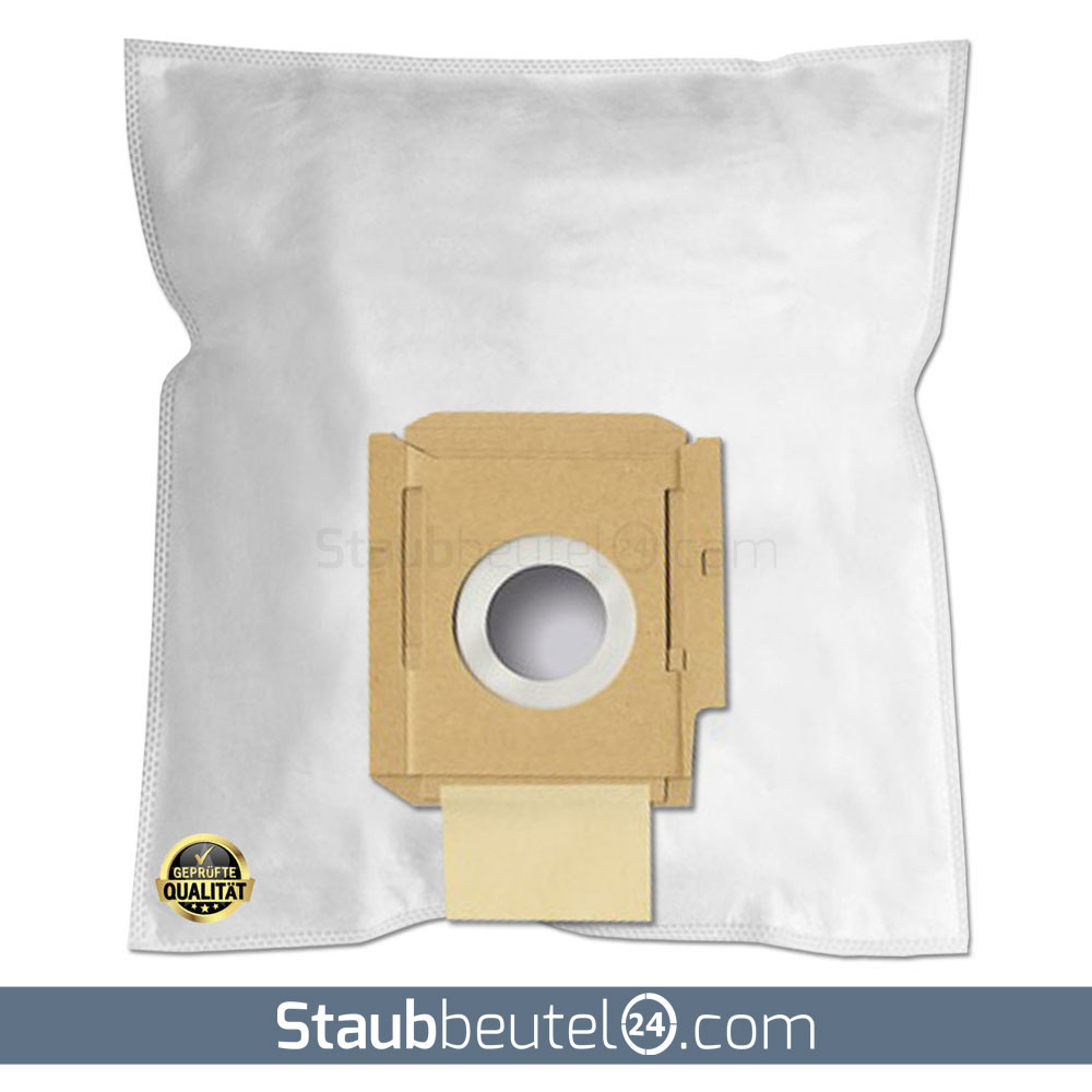 Sprint 10 Staubsaugerbeutel geeignet für Hoover Flash Papier Capture