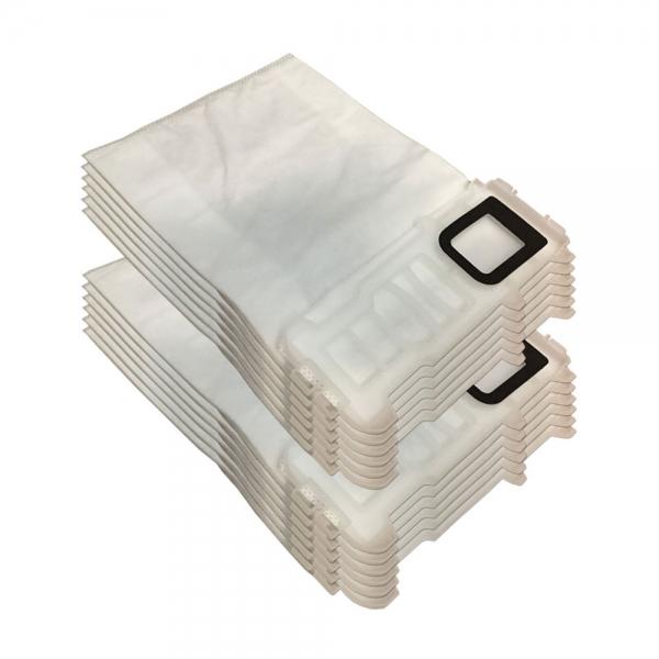 12 Staubsaugerbeutel geeignet für Vorwerk Kobold VK 135 136 aus Mikrovlies