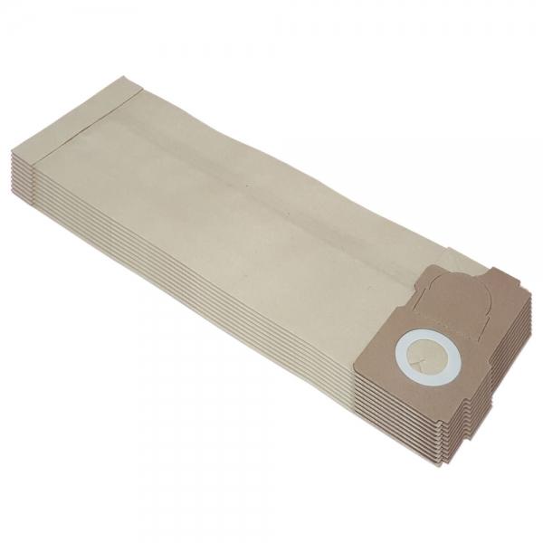 10 Staubsaugerbeutel für SEBO 1055, BS 36/46, BS 36/46 COMFORT, 360/460