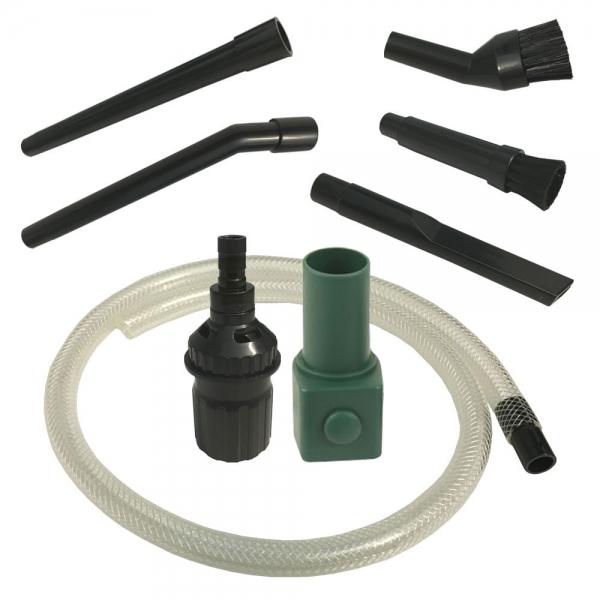 PC Reinigungsset / Düsenset geeignet für Vorwerk Kobold Tiger mit Ovalanschluss