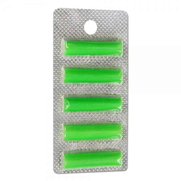 5 Duftstäbchen geeignet für alle Staubbeutel - mit Waldduft