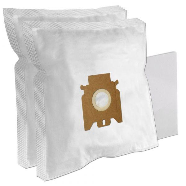 10 Staubsaugerbeutel geeignet für Miele Typ FJM GN und Typ M40 M49 M50 M51 M53 M54 M55