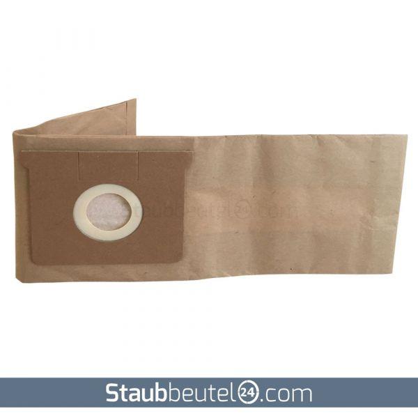 5 Staubsaugerbeutel geeignet für Sorma Typ S05, Tennant Typ 3400